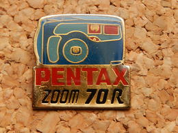 Pin's - PENTAX ZOOM 70R - Photography