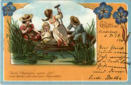 Gruss Aus - Frauen Im Boot - Gruss Aus.../ Grüsse Aus...