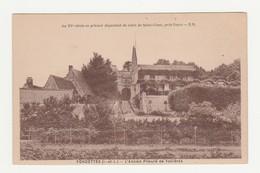 Fondettes.37.Indre Et Loire.L'Ancien Prieuré De Vallières. - Fondettes