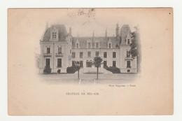 Fondettes.37.Indre Et Loire.Château De Bel-Air.1905 - Fondettes