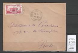 Martinique - Lettre De Fort De France - 1940 - CENSUREE - Martinique (1886-1947)