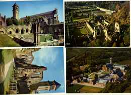 Orval : 4 Cartes Neuves - Florenville