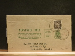 81/464  WRAPPER  AUSTRALIE - Postal Stationery