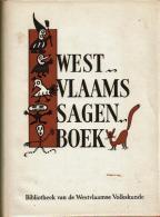 West-Vlaams Sagenboek II - Books, Magazines, Comics