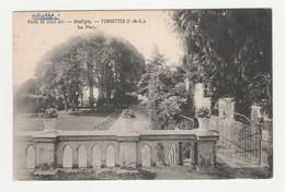 Fondettes.37.Indre Et Loire.Ecole De Plein Air.Chatigny.Le Parc.1936 - Fondettes