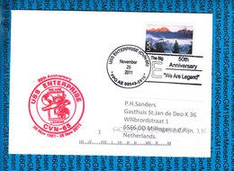 USA Cover US Navy / USS Enterprise CVN-65 - Etats-Unis