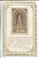 005692  Heiligenbild Aus Italien Mit Madonna - Religion &  Esoterik