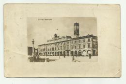 NAPOLI - PALAZZO MUNICIPALE   - VIAGGIATA FP - Napoli (Naples)