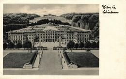 WIEN Schönbrunn - Château De Schönbrunn