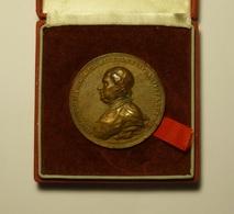 "Pologne Poland Poland 1765 "" Stanislaw Konarski 65th Birthday "" , Modern Recast, In Case - Medals"