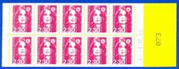 FRANCIA - Marianne Du Bicentenaire, Carnet 23 Fr. 2 - Libretti