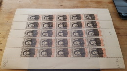 LOT 421075 TIMBRE DE FRANCE NEUF** LUXE  N°550 BLOC - France