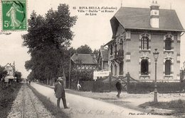 """¤ Riva Bella - Villa """" Dalila """" Et Route De Lion - Riva Bella"""