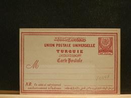 81/479   CP  TURC XX - 1858-1921 Osmanisches Reich