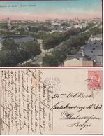 Salutari Din Braila Muntenia Wallachia Valachie Romania Roumanie Roemenie Stamp Cachet Galati RARE Old Postcard - Roumanie