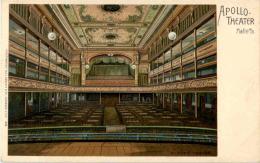 HAlle - Apollo Theater - Litho - Halle (Saale)