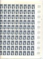 Planche Plie Sabine 0.01 Coin Daté 1978 - Dated Corners