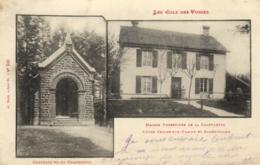 C 1149 - Le Col Des Vosges (88)  Maison Forestiere De La Chapelotte Entre Celles -sur- Plaine Et Badonviller - France