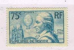 A7b-N°313 Nf** Pilatre De Rozier - Unused Stamps