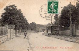 ¤ Montivilliers - Route Du Hâvre - Montivilliers