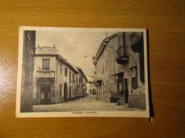 CARTOLINA     COMO FENEGRO  VIA ROMA  ANIMATA   D -  2131 - Como