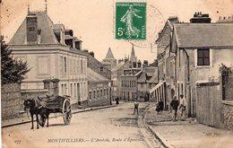 ¤ Montivilliers - L ' Arrivée , Route D ' Epouville - Montivilliers