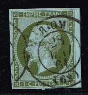 A10b- N°11 Sans Défaut - 1853-1860 Napoleon III
