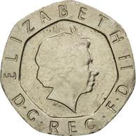 Monnaie, Grande-Bretagne, Elizabeth II, 20 Pence, 2001, TTB, Copper-nickel - 1971-… : Monnaies Décimales