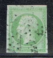 A11b-N°12 Sans Défaut - 1853-1860 Napoleon III
