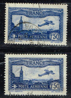 A12b-N°6 Nuances 1 Timbre Signé Sans Défaut - Airmail