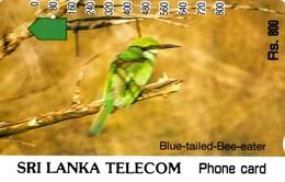 *SRI LANKA* -  Scheda Usata - Sri Lanka (Ceylon)