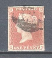Great Britain 1841 Mi 3 Canceled - Oblitérés