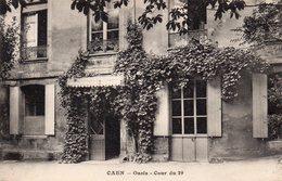 ¤ Caen - Oasis - Cour Du 29 - Caen