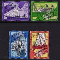 1973 Zomerzegels Complete Gestempelde Serie NVPH 1026 / 1029 - Period 1949-1980 (Juliana)