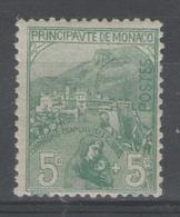 MONACO:  N°28 *       - Cote 25€ - - Monaco