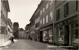 Frauenfeld - Zürcherstrasse - TG Thurgovia