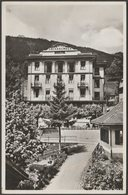 Hotel Bristol, Grindelwald, Bern, 1947 - Schudel Foto-AK - BE Berne
