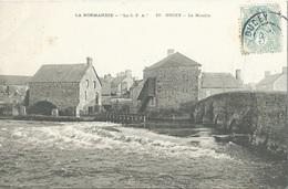 50 CPA DUCEY Le Moulin - Ducey