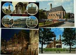 Bruxelles : 7 Cartes Neuves - Belgique