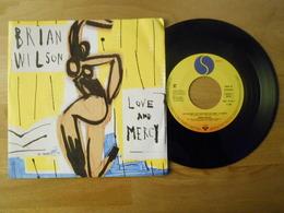 Brian Wilson - Love And Mercy - 1988 - 45 Rpm - Maxi-Single