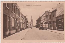 Sint Gillis Waas De Klinge. Sint Gillisstraat - Sint-Gillis-Waas