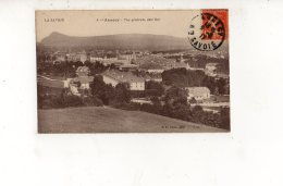 ANNECY Vue Coté Est - Annecy