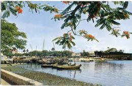BRASIL  BRASILE  SALVADOR  BAHIA  Vista Do Porto Da Ribeira - Salvador De Bahia