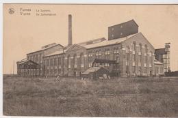 Veurne. La Sucrerie. De Suikerfabriek - Veurne