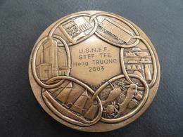 SUPERBE MEDAILLE EN BRONZE STEF TFE USNEF 2003 HENG TRUONG - France
