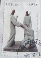 Lithuania Used Stamp 2017 - Lituanie