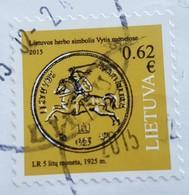 Lithuania Used Stamp 2015 - Lituania