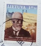 Lithuania Used Stamp 2012 - Lituania