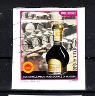 Italia   -    2012.  Aceto Balsamico Italiano. Italian Balsamic Vinegar. Fine - Alimentazione