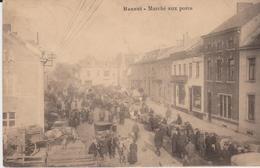Hannut. Marché Aux Porcs - Hannut